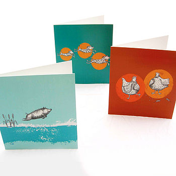 Notecards -3 For £5