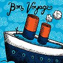 Good Luck, Bon Voyage Cards -3 For £5