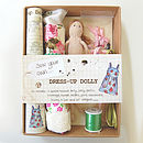 Dress-Up Dolly Kit