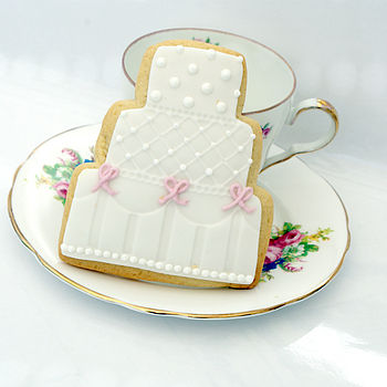 Wedding Cake Biscuit
