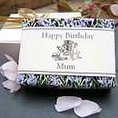 Personalised Soap in Somerset Lavender Fragrance