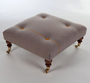 Seymour Footstool - furniture