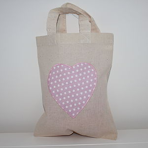 Children's Shopper Or Gift Bag - ribbon & wrap