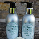 May & Bay Hand & Body Lotion