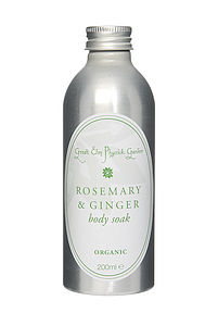 Rosemary & Ginger Body Soak - beauty & pampering