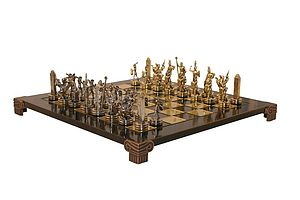 Poseidon Chess Set - board games & puzzles
