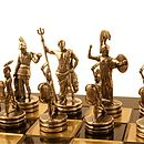 Poseidon Chess Set