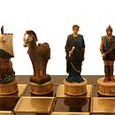 Trojan Wars Chess Set