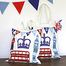 London Shopper Bag