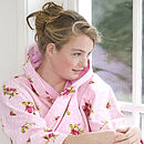 Roses And Dots Bathrobe By PiP Studio