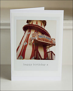 Retro Chic - birthday cards