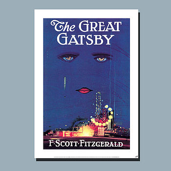 'The Great Gatsby' Poster