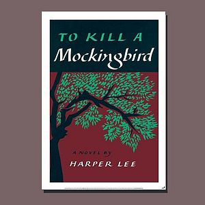 'To Kill A Mockingbird' Poster - art & pictures