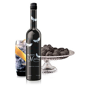 Bottle Of Truffle Infused Vodka