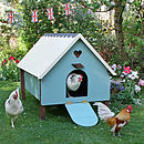 'The Dorking' Chicken Coop