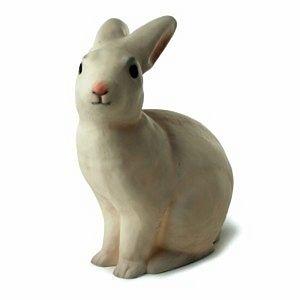 Rabbit Lamp - easter decorations