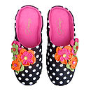 Bubblegum Mule Slippers RRP £29.99