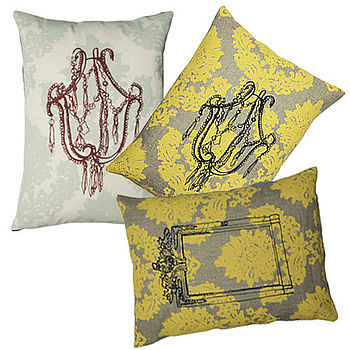 Handmade Cushions Furniture Designs