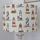 Lighthouse Lampshade