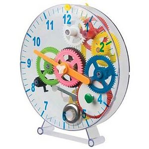 Build Your Own Clock - educational toys