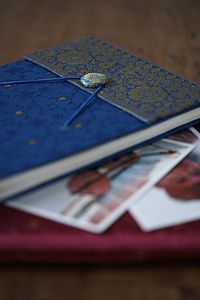 Fair Trade Medium Sari Photo Album - home sale