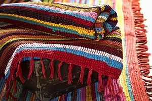 Fair Trade Rag Rugs