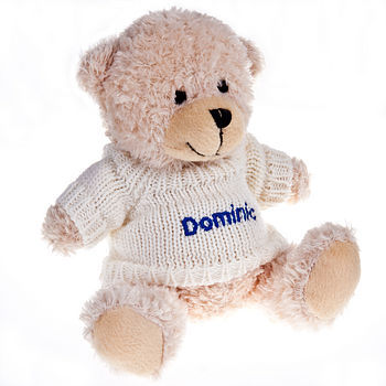 Personalised Ashley Bear