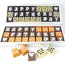 Personalised Box Of Chocolates