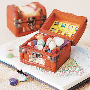 Pirate Treasure Chest - gifts for children