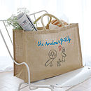 Personalised Bag With Your Child's Drawing