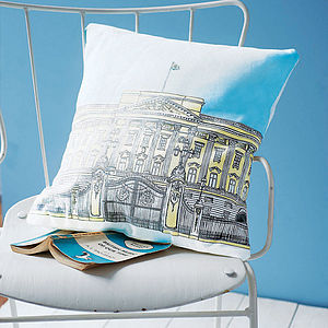 Buckingham Palace Cushion - home accessories