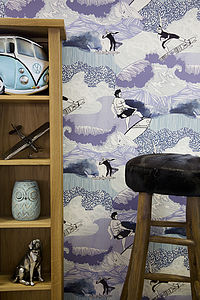 Sharkbait Wallpaper - children's room