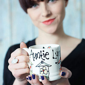 Personalised Family Mug - our 50 favourite mugs