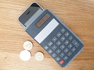 Calculator Phone Case - phone covers & cases