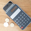 Calculator Phone Case