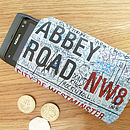 Abbey Road Street Sign Phone Case
