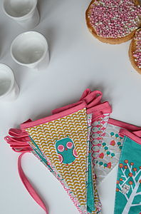 Bunting 'Bibi' - decorative accessories