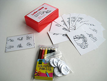 Colouring Kid's Mini