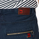 Back Pocket detail