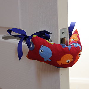 Door Jammer - children's room accessories