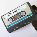 Colour Mix Tape Cassette Phone Case