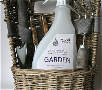 Gardener's Dream Aromatherapy Plant Spray