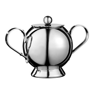 Spheres Sugar Bowl With Spoon