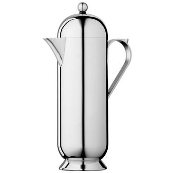 Domus Coffee Pot With Stainless Steel Handle