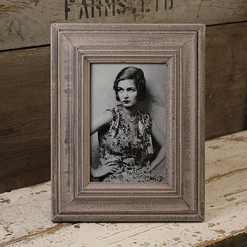 Firenze Wooden Photo Frame