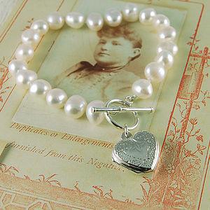 Lovers & Friends Locket Bracelet - bracelets & bangles