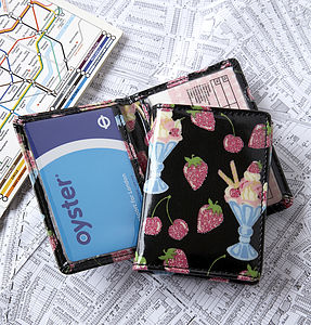 Oyster Card Wallet - bags & purses