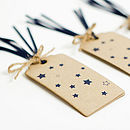 'stars' Gift Tags