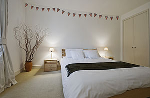 British Union Jack Bunting - wall stickers