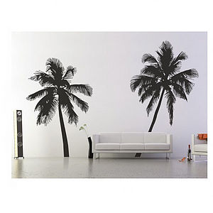 Palm Tree Wall Stickers